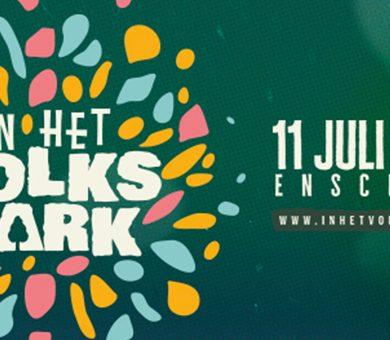Line up release van In Het Volkspark 2020