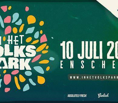 In Het Volkspark festival 2020: verplaatst naar 10 juli 2021