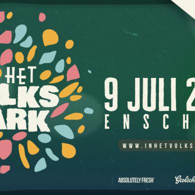 In Het Volkspark verplaatst naar 9 juli 2022